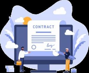 contrato desarrollo de sistemas