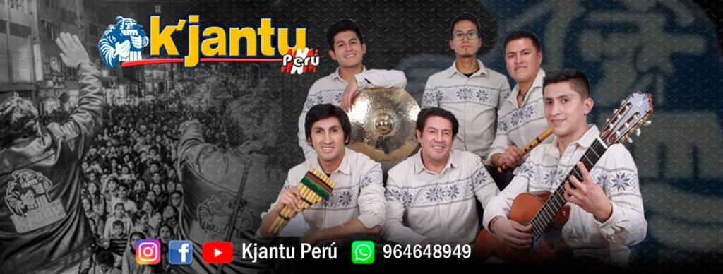 Portada de Kjantu Perú