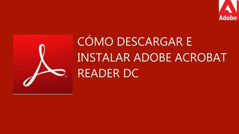 Fondo de acrobat reader pdf